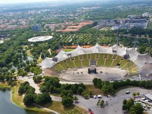 Bild München Olympiapark