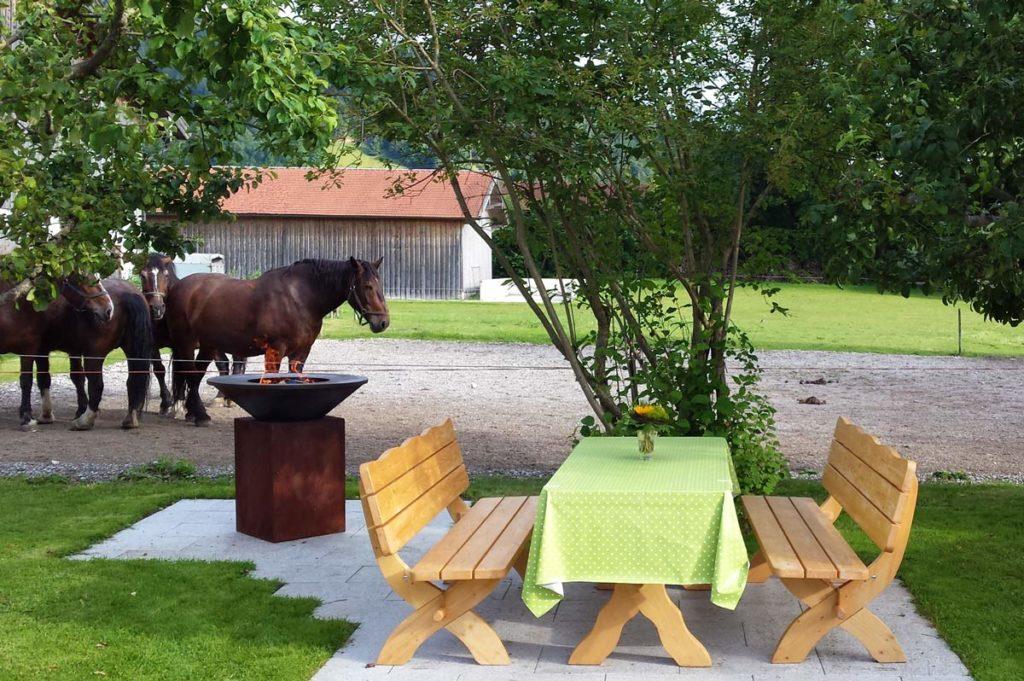 Grillplatz am Oberpartenhauserhof