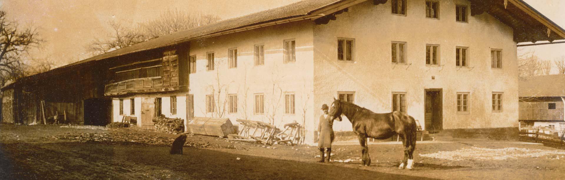 Bild alter Oberpartenhauserhof