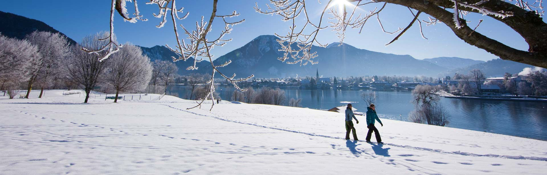 Bild Winterwandern Point Tegernsee